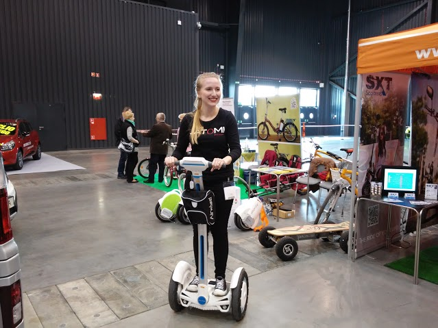 The Rising Popularity of Electric Intelligent Unicycle- Airwheel is Waiting for You