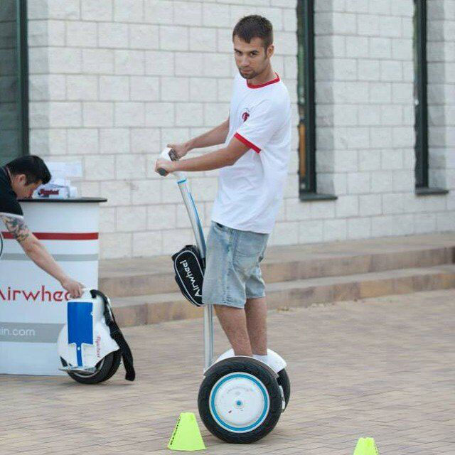 Airwheel, Your Best Choice of Electric Self-balancing Scooter